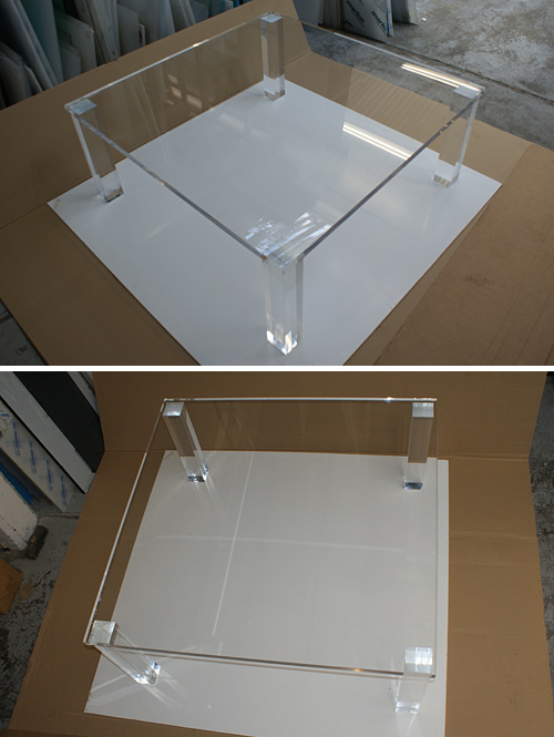 Perspex Fabrication And Acrylic Fabrication   Perspex Furniture   Inplas  Plastic Fabrications UK