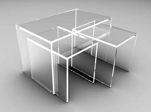 Perspex fabrication and acrylic fabrication perspex for Perspex furniture