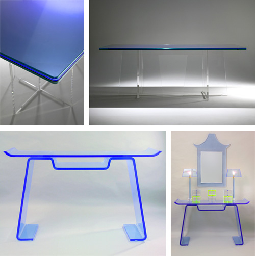 Acrylic Interior Design: Perspex Fabrication And Acrylic Fabrication