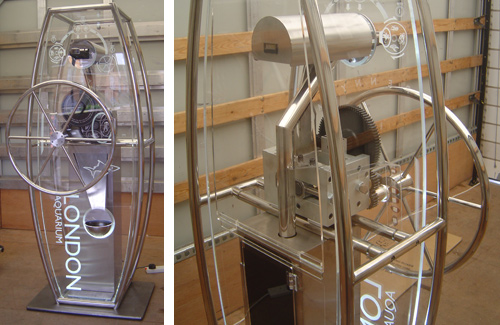 Perspex Fabrication And Acrylic Fabrication Retail